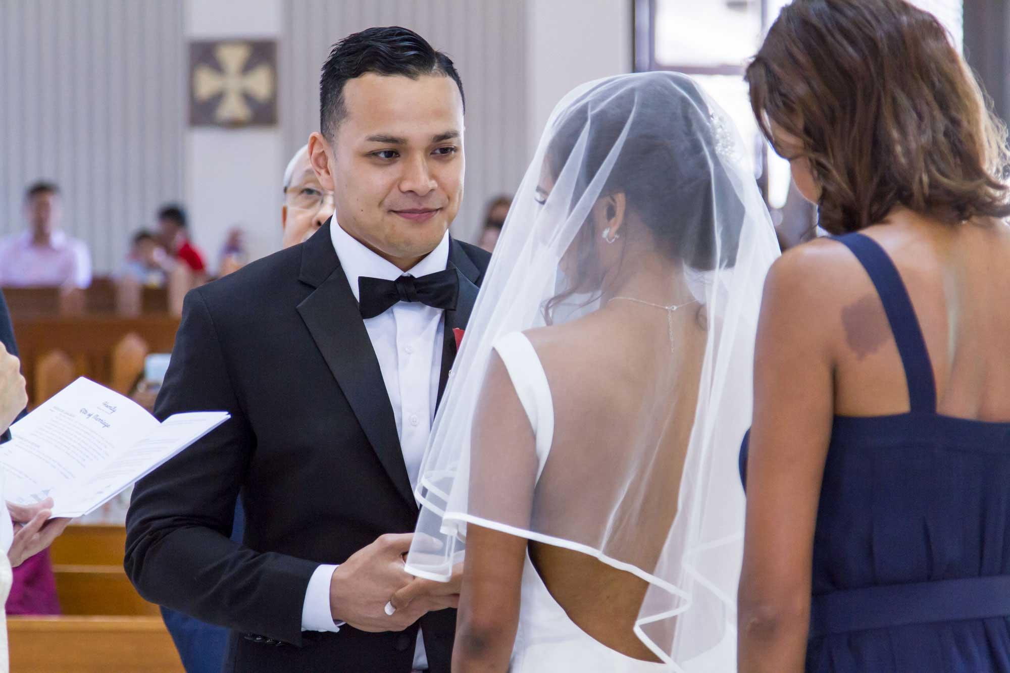 Church Wedding Photographer
