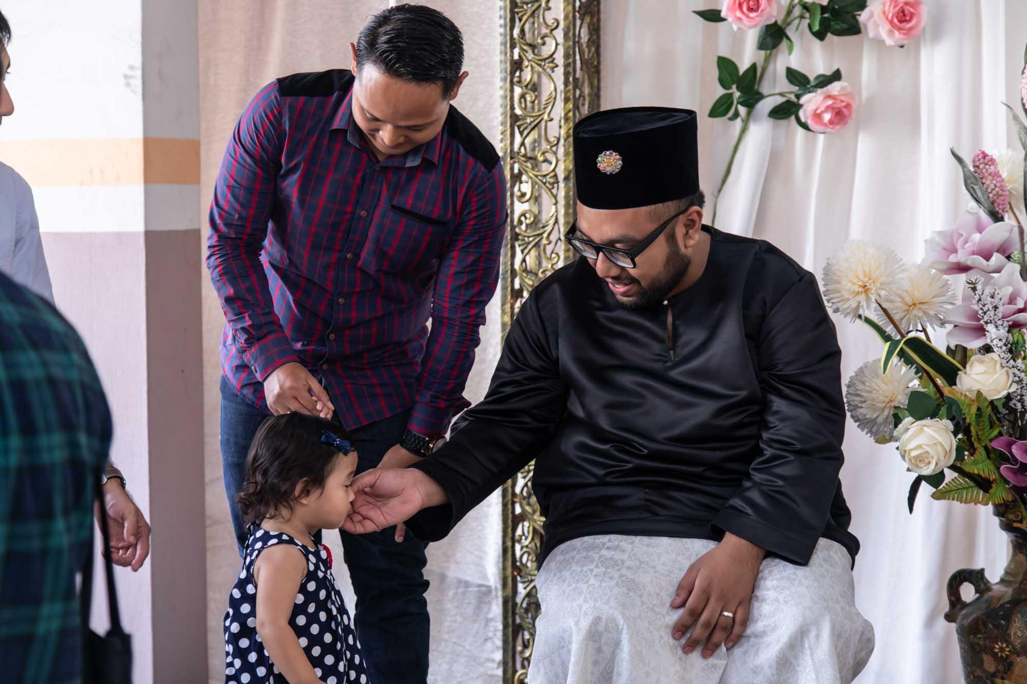 Malay Wedding Photographer