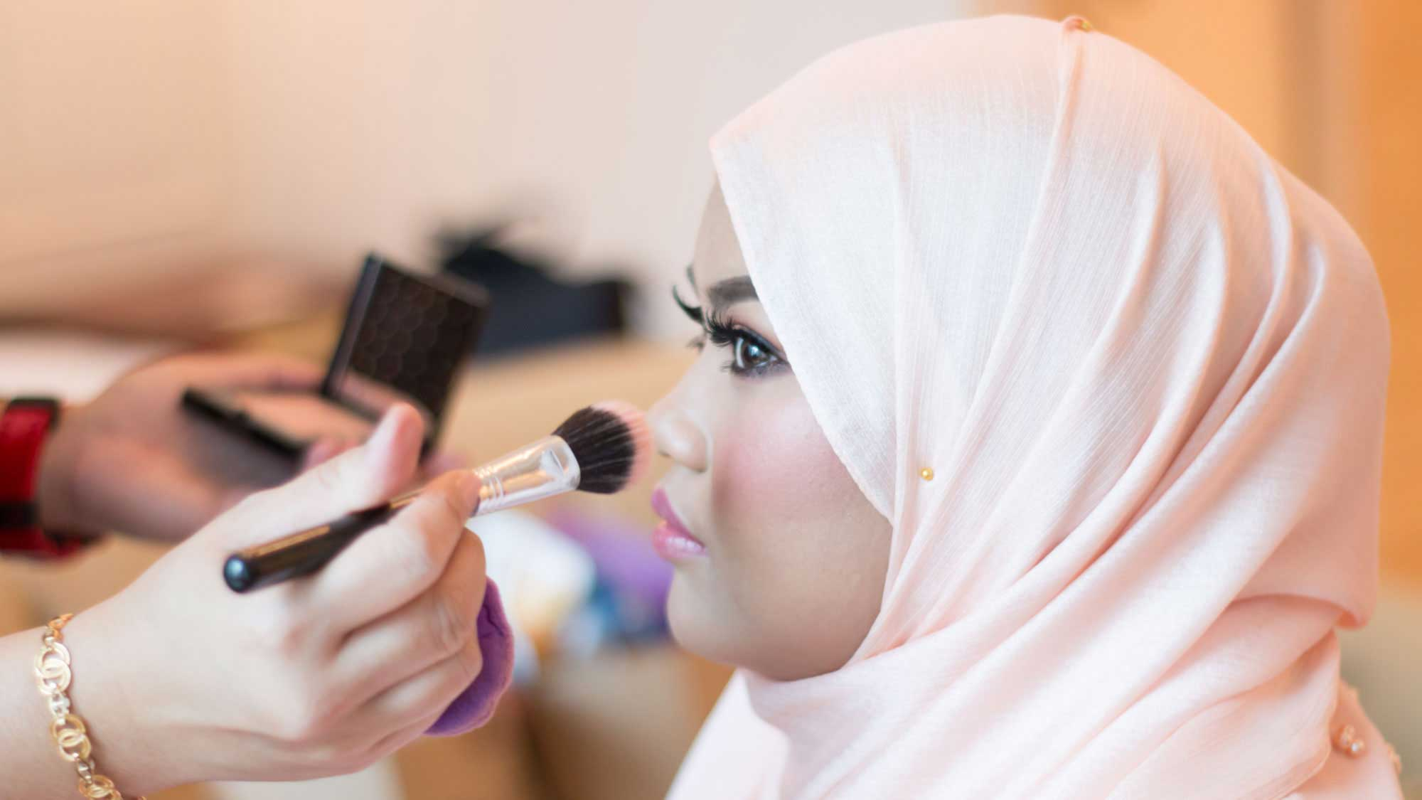 Malay Wedding Engagement