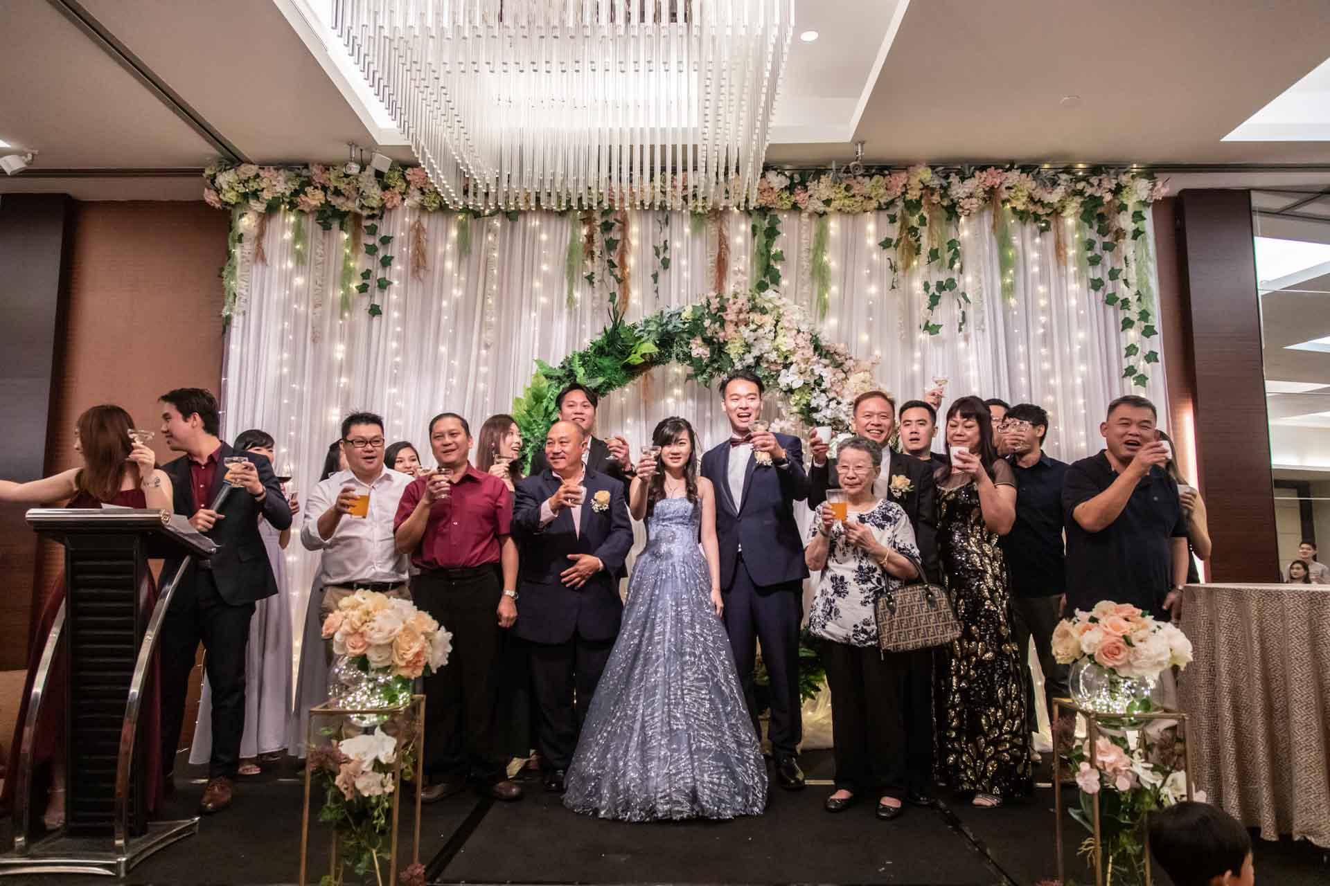 Anna Wedding Day