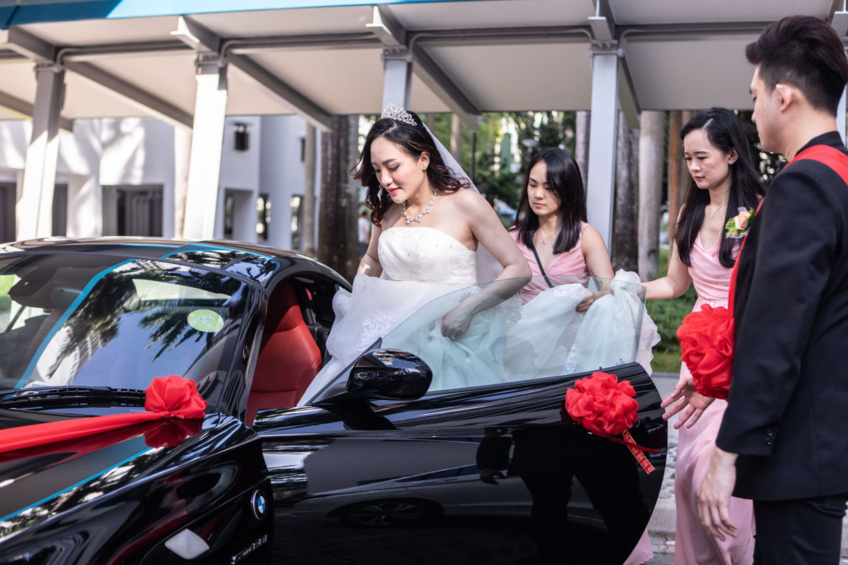 Actual Day Wedding Package