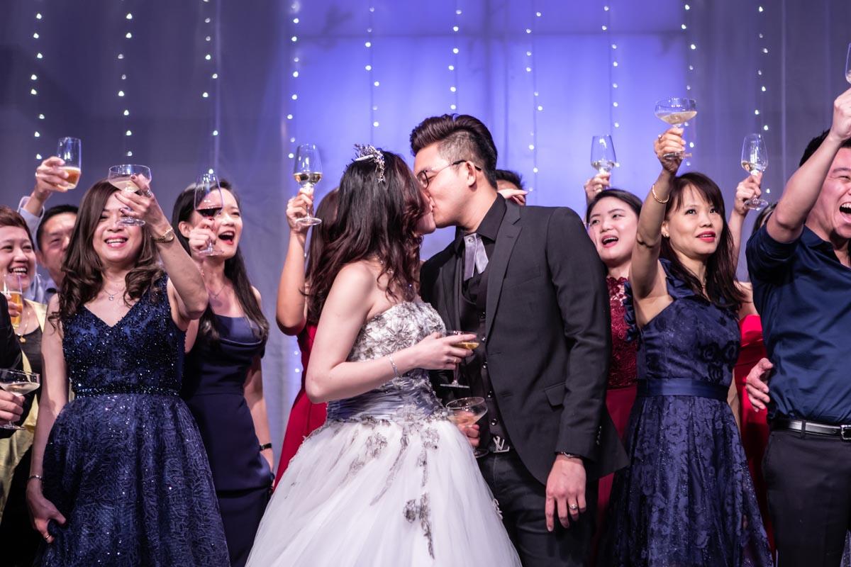 Denton Wedding Day
